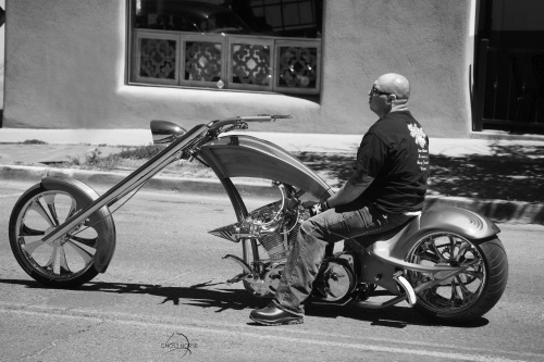 Low Rider Parade, Santa Fe, NM